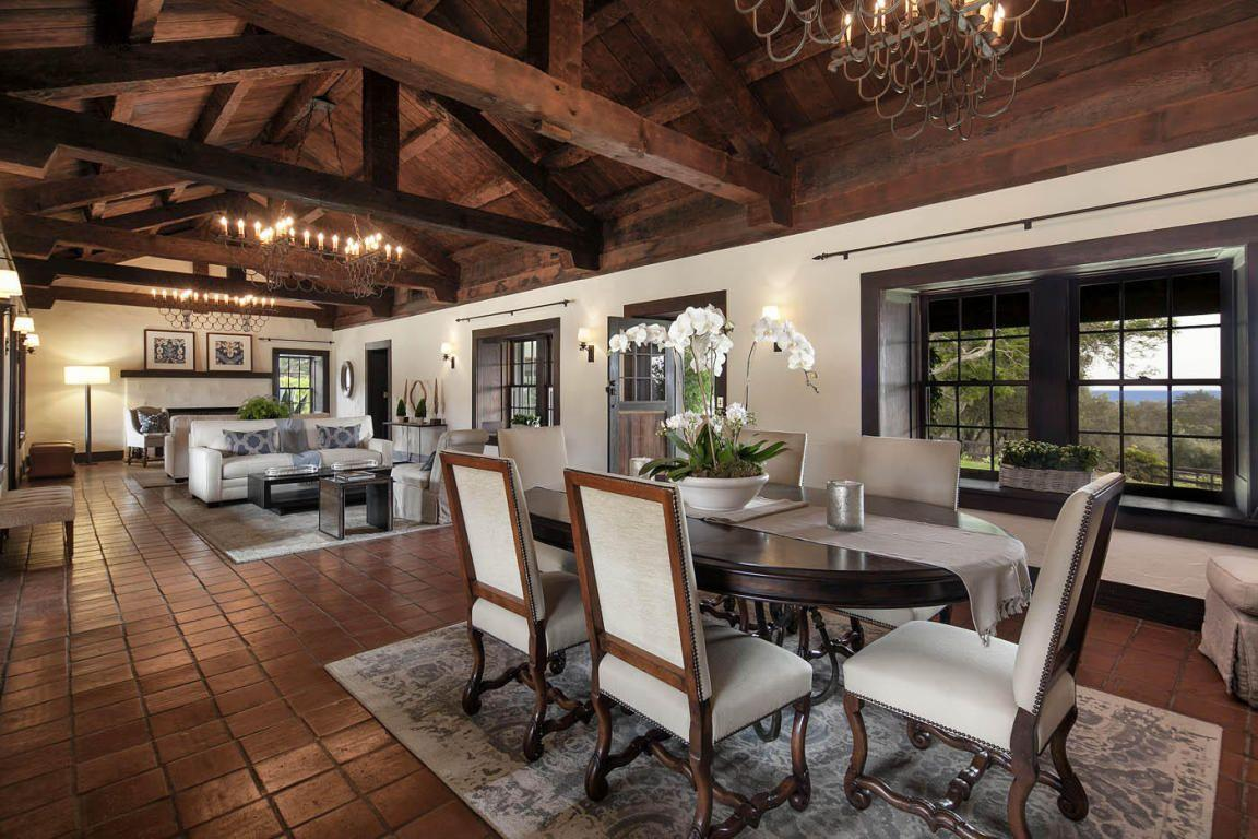 The home has a rustic feel, too. (Photos: Images courtesy of Trulia)