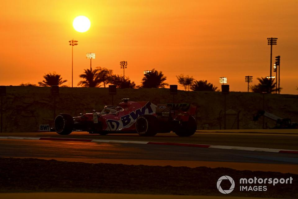 """Lance Stroll, Racing Point RP20<span class=""""copyright"""">Mark Sutton / Motorsport Images</span>"""