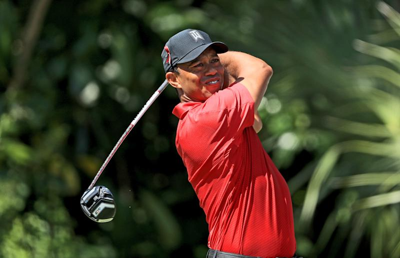 Woods to warm up for Masters in Florida