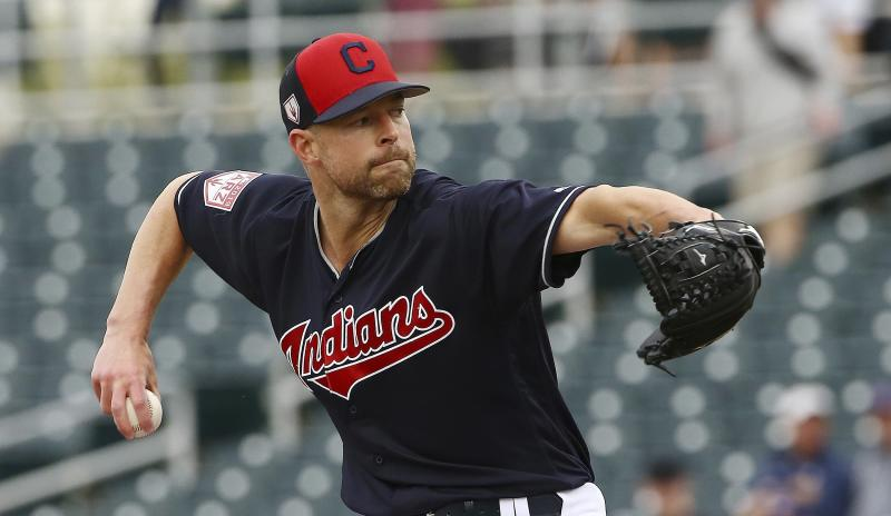 Indians tab Kluber for 5th straight opening-day start