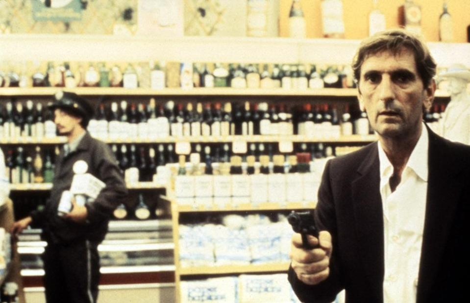 <p>Stanton had a small role in Francis Ford Coppola's sprawling Mafia sequel, playing one of the FBI agents assigned to protect a made man who turns into the state's witness.<br><br>(Photo: The Coppola Company) </p>