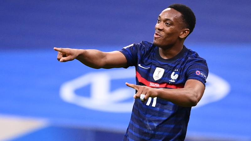 'It was important to me to have a good match' - Martial delighted with his France impact