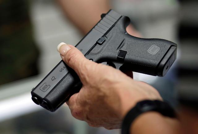 A young boy shot his mom when he found an unsecured gun at a baseball game. (AP/file photo)