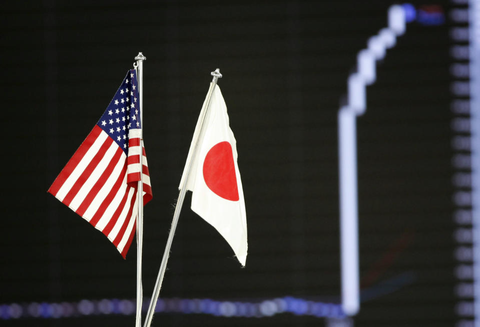 More Brits are investing in US and Japan stock markets, according to survey. Photo: Yuriko Nakao/Reuters