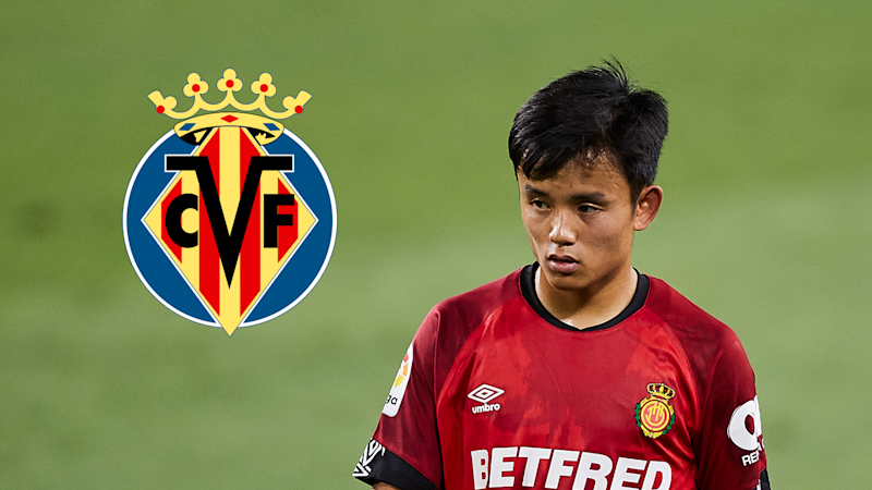 OFFICIEL – Takefusa Kubo (Real Madrid) prêté à Villarreal