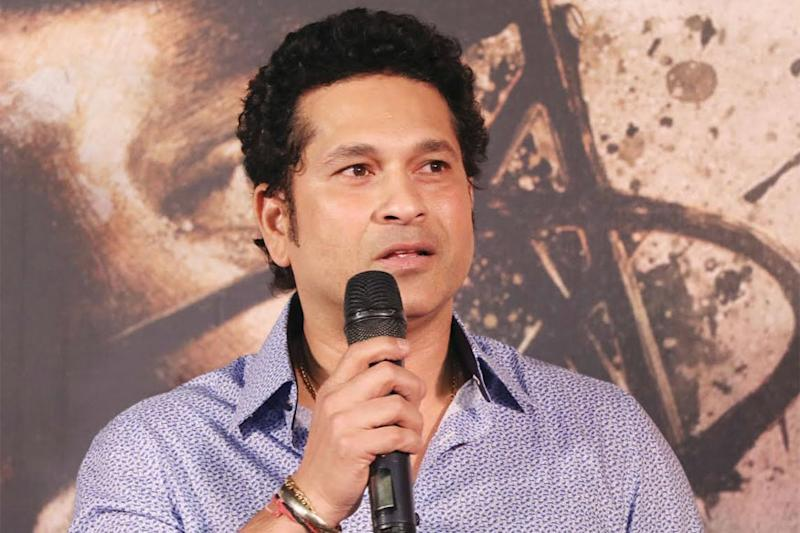 Sachin Tendulkar Spends Quality Time With Mumbai Cricket's Next Generation
