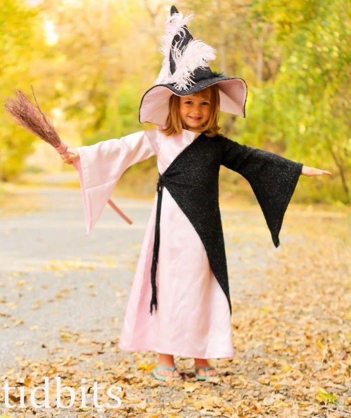 """<p>Having trouble getting your little one to break away from the <a href=""""https://www.countryliving.com/life/kids-pets/g22119101/diy-princess-costumes/"""" rel=""""nofollow noopener"""" target=""""_blank"""" data-ylk=""""slk:princess costume"""" class=""""link rapid-noclick-resp"""">princess costume</a>? A glamorous pink-and-black princess witch costume may do the trick. </p><p><strong>Get the tutorial at <a href=""""https://www.tidbits-cami.com/witchy/"""" rel=""""nofollow noopener"""" target=""""_blank"""" data-ylk=""""slk:Tidbits"""" class=""""link rapid-noclick-resp"""">Tidbits</a>. </strong> </p><p><a class=""""link rapid-noclick-resp"""" href=""""https://www.amazon.com/Hgshow-8-Inch-Ostrich-Feather-20-Pieces/dp/B01EAE3QCU/ref=sr_1_3?tag=syn-yahoo-20&ascsubtag=%5Bartid%7C10050.g.28304812%5Bsrc%7Cyahoo-us"""" rel=""""nofollow noopener"""" target=""""_blank"""" data-ylk=""""slk:SHOP PINK FEATHERS"""">SHOP PINK FEATHERS</a> </p>"""
