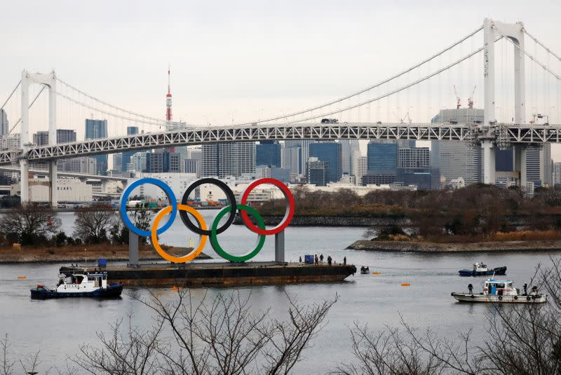 World health would have to be at stake to cancel Tokyo Games: Pound