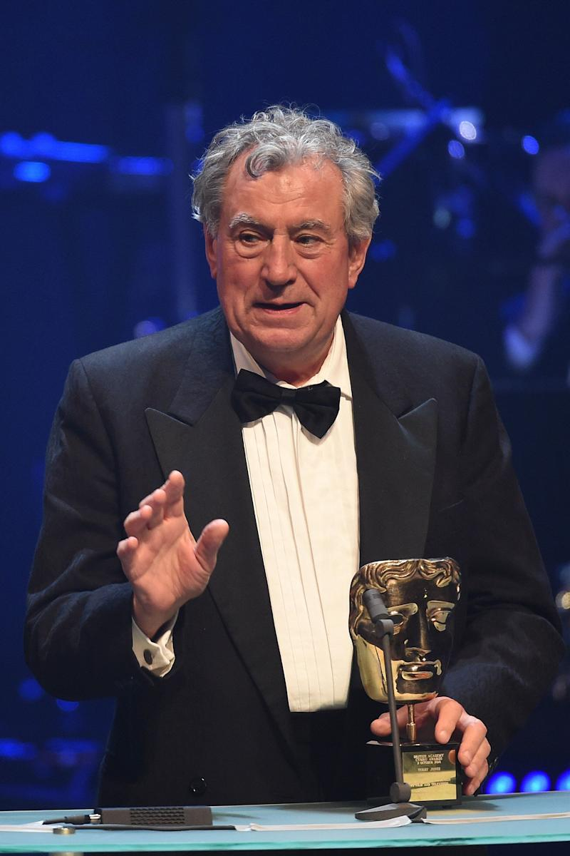 <strong>Terry Jones (1942 - 2020)</strong><br />Monty Python star Terry Jones &ndash; best known as the star and director of some of the comedy troupe's most beloved films &ndash; died after a lengthy battle with a rare form of dementia.