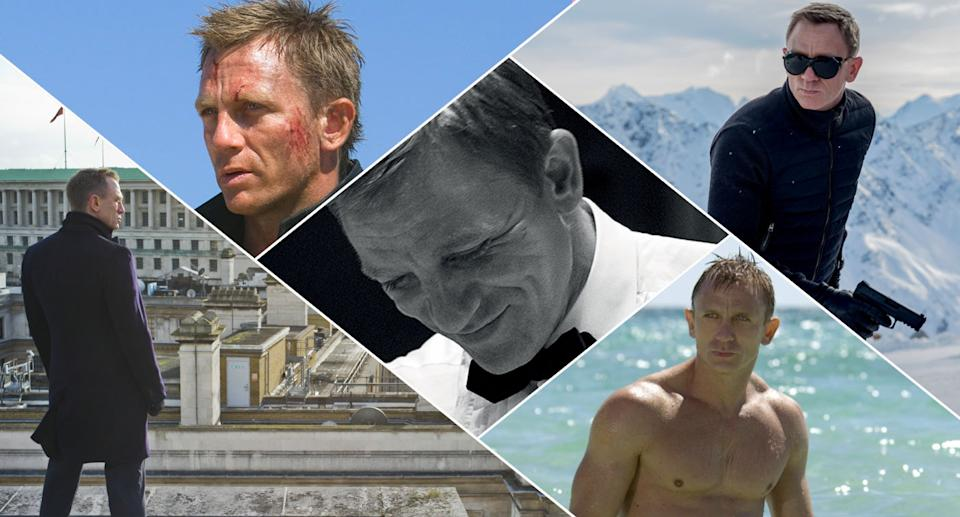 Daniel Craig has been James Bond in five films since 2006. (Eon/MGM/Sony Pictures)