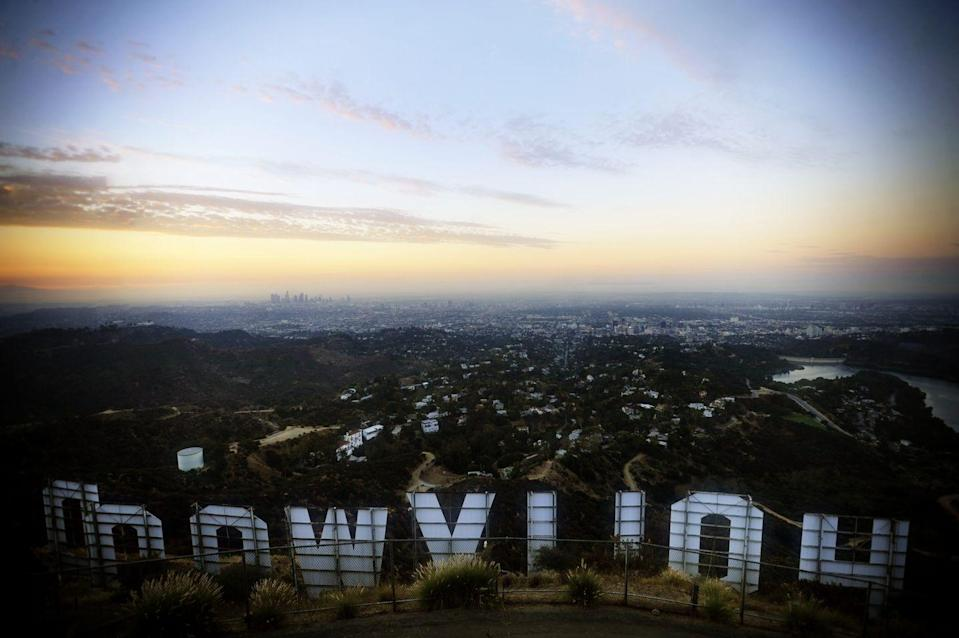<p>If you can make the 3-mile trek through the city's hills to the Hollywood Sign, the view of La La Land is unparalleled. <br></p>