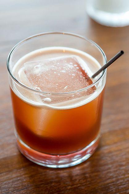 <p><strong>Ingredients:</strong></p><p>1.5 oz Casamigos blanco tequila<br>.75 oz Ancho Reyes<br>.75 oz lemon juice<br>.25 oz agave syrup</p><p><strong>Instructions:</strong></p><p>Add all ingredients into shaker. Shake with ice and strain into rocks glass over fresh ice. Garnish with lemon twist.</p><p><em>From The Campbell in New York City. </em></p>