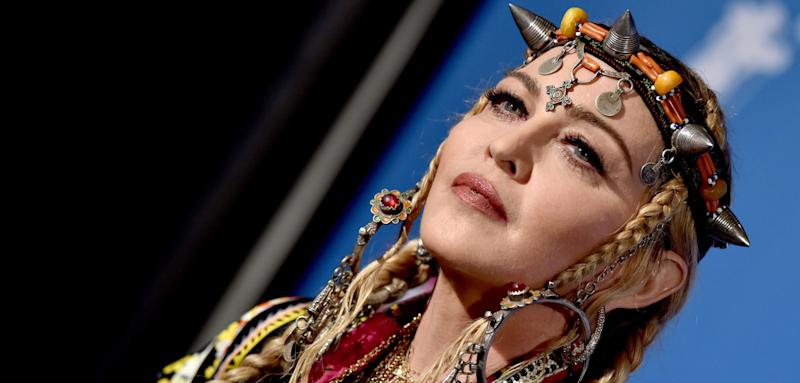 MTV Video Music Awards : Madonna rend hommage à Aretha Franklin en ne parlant... que de Madonna