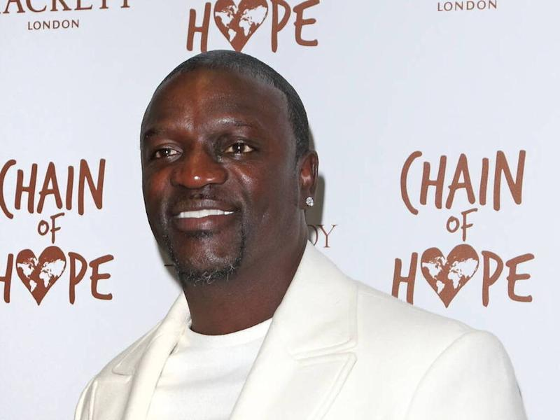 Akon hopes his 'real-life Wakanda' will be a refuge from racial injustice