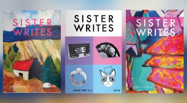 Sister Writes has published eight magazines of short stories written by women in Toronto.