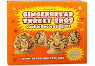 <p>Like a gingerbread house but for Thanksgiving, this kit will keep the kids (and adults...) busy while the cooking is happening. </p>