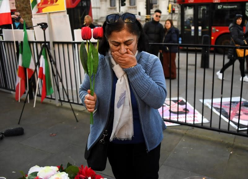 As Iran and US take a step back, Canada and Ukraine grieve