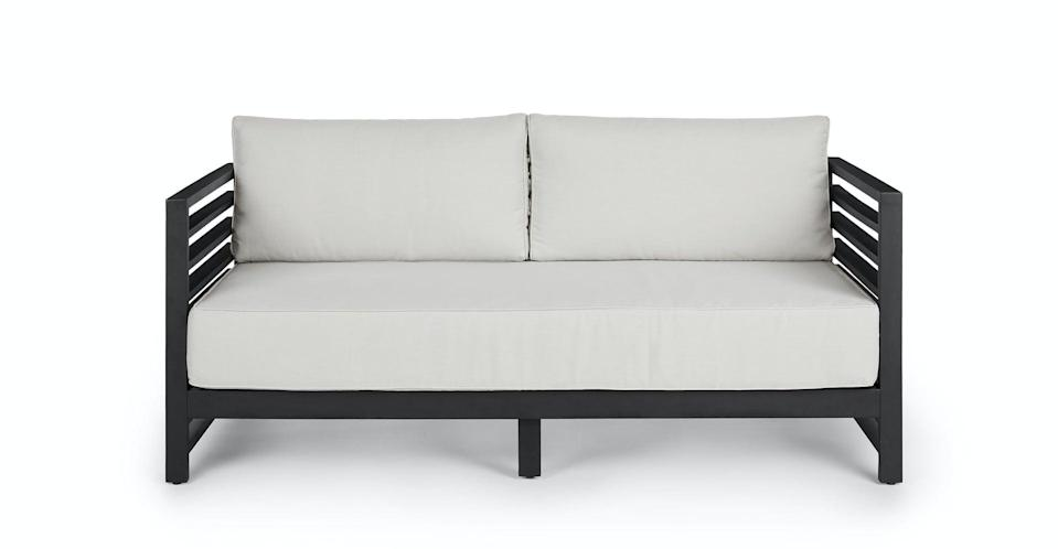 <p>This <span>Article Kopelin Sofa</span> ($799) is more like a loveseat, and you'll want to lounge on it all day long.</p>