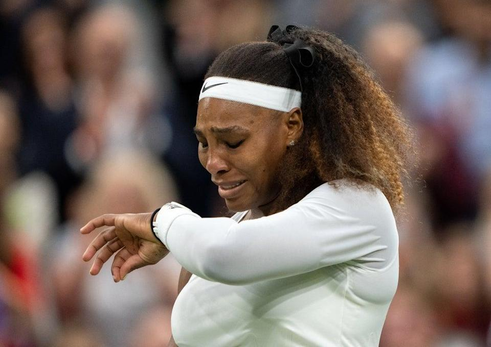 Serena Williams won't play at the US Open  (PA Wire)