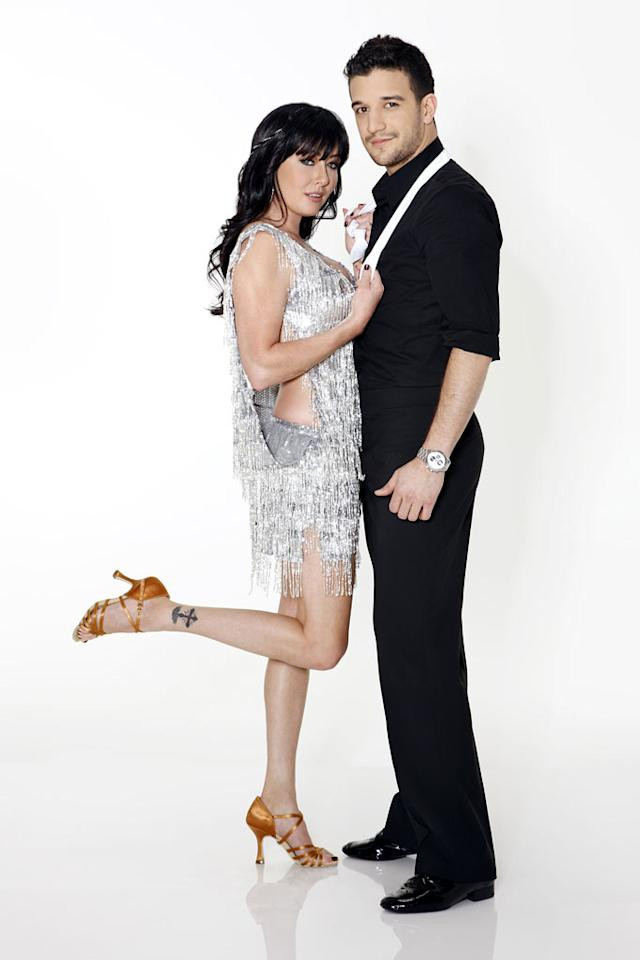 "Shannen Doherty is a television icon known throughout the world. She teams up with two-time ""Dancing With the Stars"" champ Mark Ballas, who returns for his sixth season."