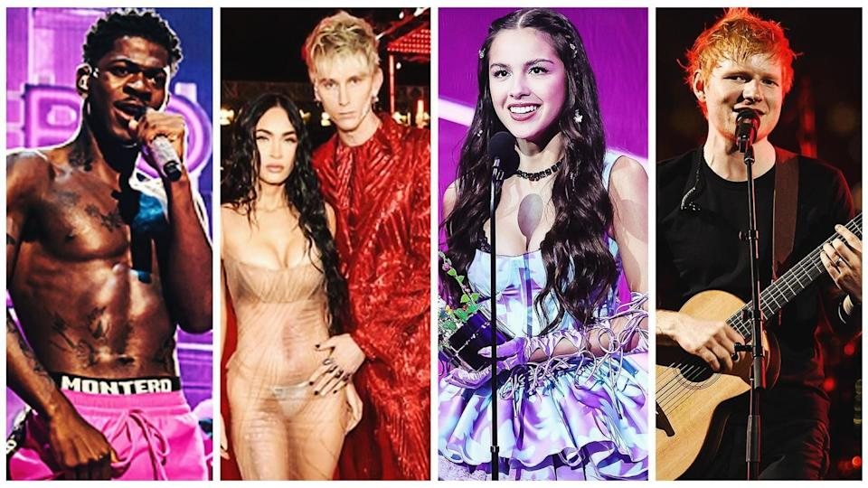 MTV VMAs 2021: Night of melody, fiery raps and fireworks