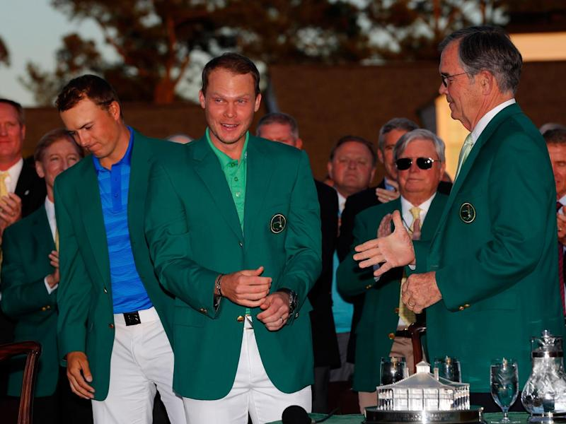 Willett stunned Augusta last year (2016 Getty Images)