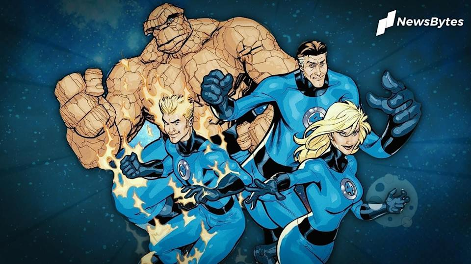 #ComicBytes: Interesting facts about the Fantastic Four, Marvel