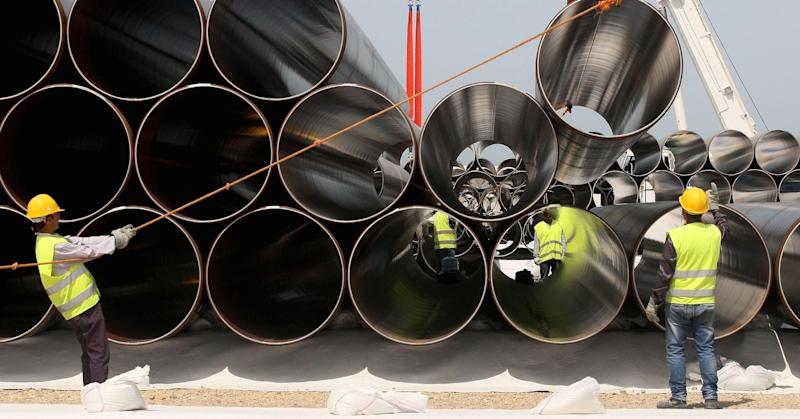 A new $45 billion gas pipeline that could outmaneuver Russia