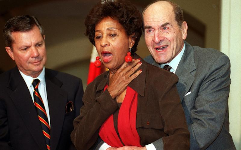 Dr Henry Heimlich Creator Of The Heimlich Manoeuver - Getty