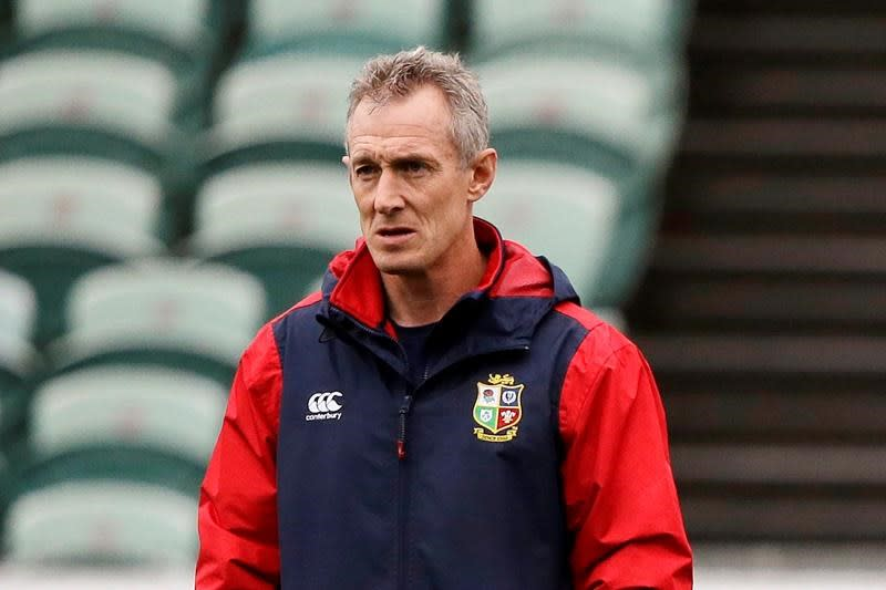 Former Wales star Rob Howley returns to rugby with Canadian national team
