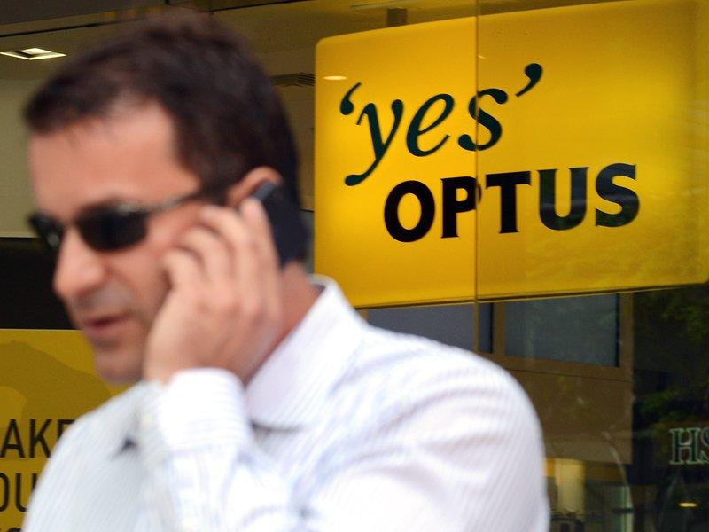 Optus pleased with 4G rollout so far