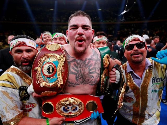 Andy Ruiz has claimed his rematch with Anthony Joshua will not take place in Saudi Arabia: Reuters
