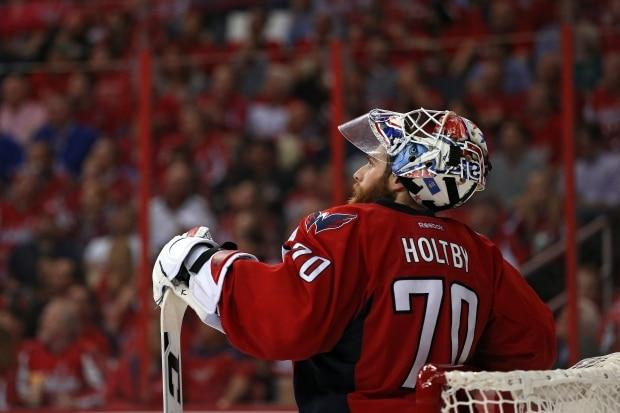Canucks sign goalie Braden Holtby to 2-year deal