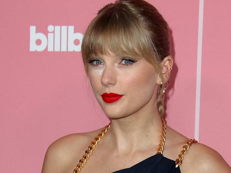 Taylor Swift changes name of Folklore merchandise to avoid legal dispute