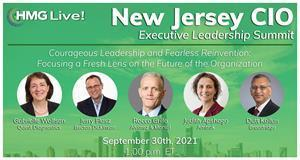 Join the top CIOs, CISOs and business technology executives from New Jersey and across the U.S. as we explore the role of tech leaders in helping to identify and executive on new opportunities for business growth.