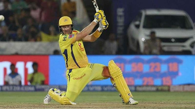 SRH vs CSK: How Shane Watson fares against Rashid Khan