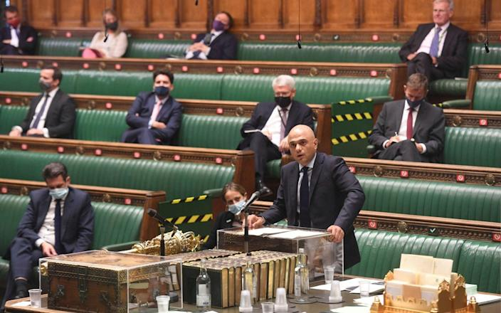 MPs will no longer be required to wear face masks from July 19 - Jessica Taylor