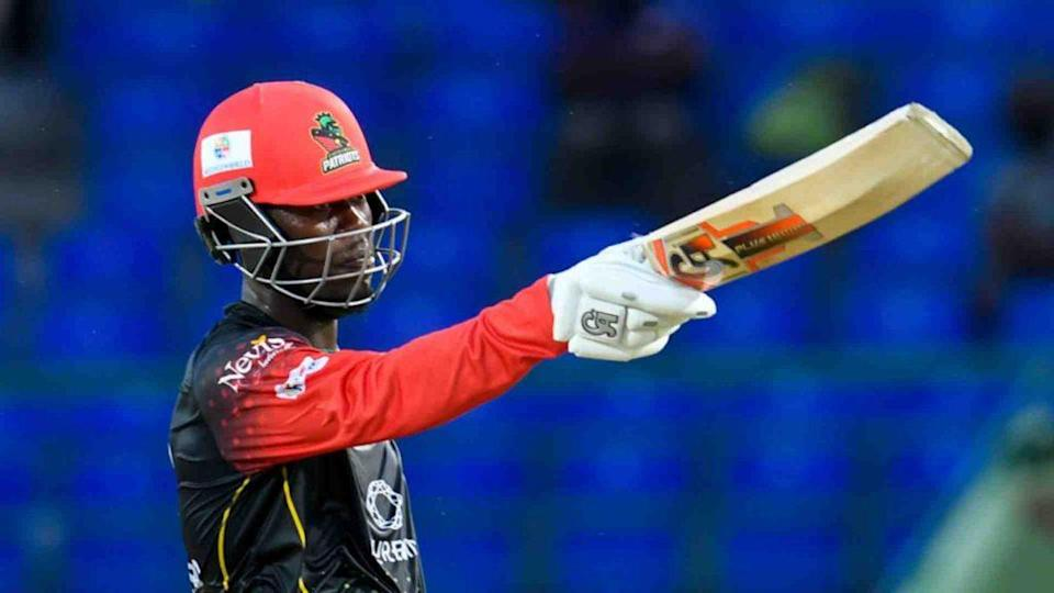 CPL 2021: Rutherford's quick-fire 58 helps Patriots maintain unbeaten start