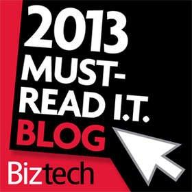SolarWinds Geek Speak a BizTech 'Top 50 Must-Read IT Blog'