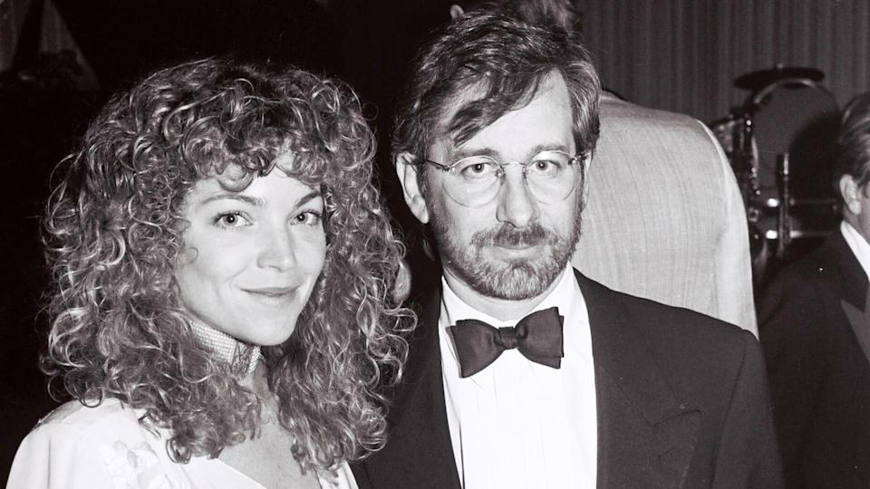Mandatory Credit: Photo by BEI/REX/Shutterstock (5138227d)Amy Irving and Steven Spielberg1987 AMPAS Governor's BallMarch 1987 Los Angeles, CAAmy Irving and Steven Spielberg1987 AMPAS Governor's BallPhoto® Berliner Studio / BEImages.