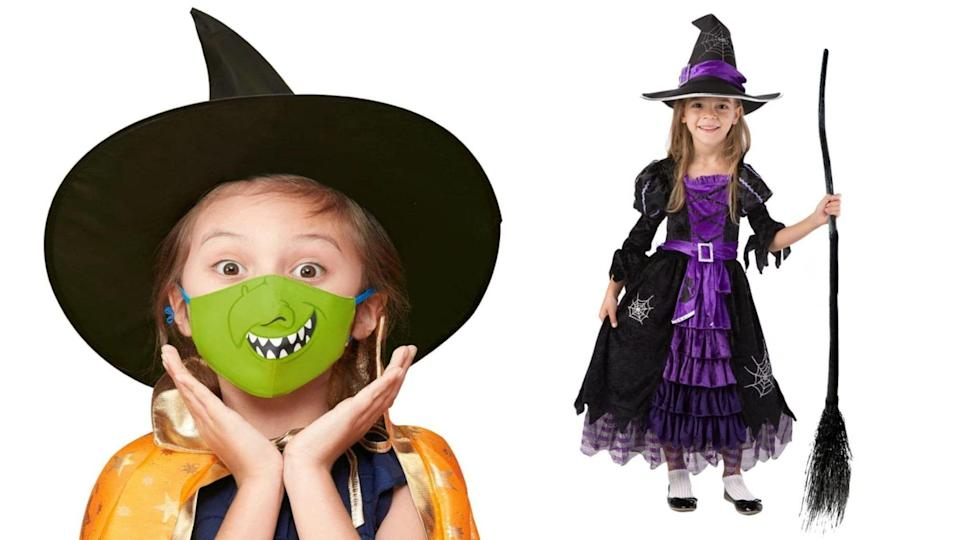 For a spook-tacular Halloween night!