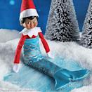 """<p><strong>The Elf on the Shelf</strong></p><p>amazon.com</p><p><a href=""""https://www.amazon.com/dp/B07P8MWS59?tag=syn-yahoo-20&ascsubtag=%5Bartid%7C10055.g.3033%5Bsrc%7Cyahoo-us"""" rel=""""nofollow noopener"""" target=""""_blank"""" data-ylk=""""slk:SHOP NOW"""" class=""""link rapid-noclick-resp"""">SHOP NOW</a></p><p>Turn your elf into a mermaid on the shelf with this slip-on tail — then set up him up next to the bathtub or a sink.</p>"""
