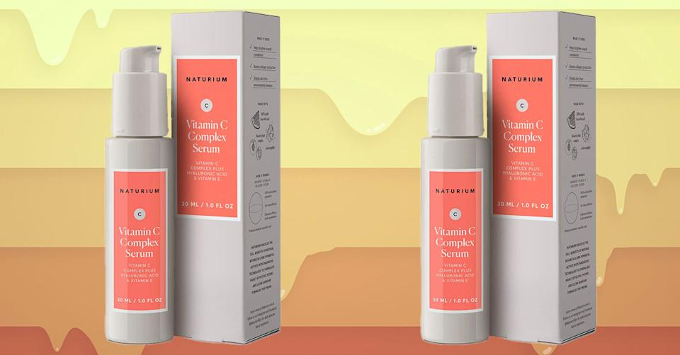 Naturium Vitamin C Complex Face Serum (Photo: Amazon./Getty)