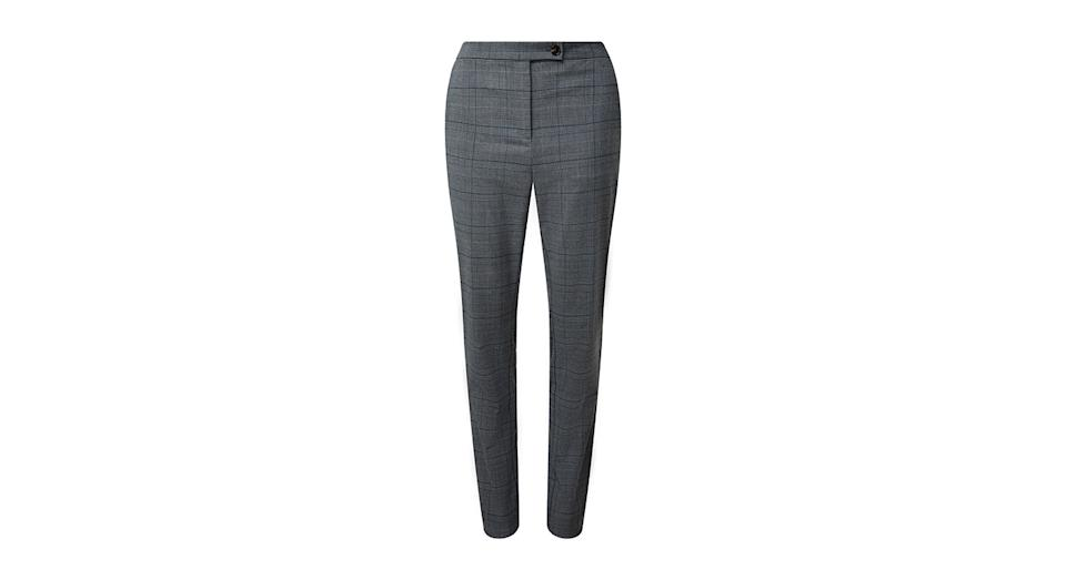 Elasticated Back Waist Trousers