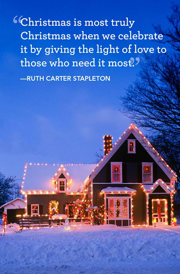 20 Christmas Quotes That Capture The True Meaning Of The Season