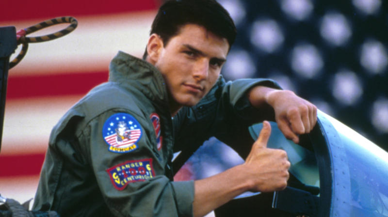 Tweeters School Donald Trump Over Tom Cruise 'Top Gun' Speech Gaffe