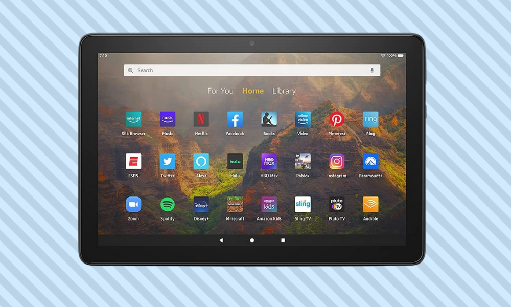 Snag a brand new tablet for $100! (Photo: Amazon)
