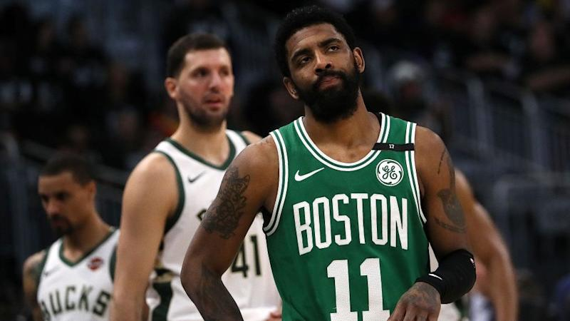 Kyrie Irving publishes a long response to angry Celtics fans