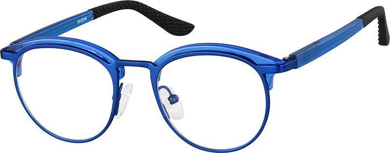 """<p>zennioptical.com</p><p><strong>$32.95</strong></p><p><a href=""""https://go.redirectingat.com?id=74968X1596630&url=https%3A%2F%2Fwww.zennioptical.com%2Fp%2Fkids-round-eyeglass-frames%2F19129%3FskuId%3D1912916&sref=https%3A%2F%2Fwww.womenshealthmag.com%2Flife%2Fg33902097%2Fgifts-for-teen-boys%2F"""" rel=""""nofollow noopener"""" target=""""_blank"""" data-ylk=""""slk:Shop Now"""" class=""""link rapid-noclick-resp"""">Shop Now</a></p><p>You don't need a prescription to throw on a pair of cool glasses, since they've sort of become a fashion staple now. These glasses can be purchased with prescription or non-prescription lenses and were designed as part of a collection that focuses on advocacy for individuality and mental health awareness for Gen Z. </p>"""