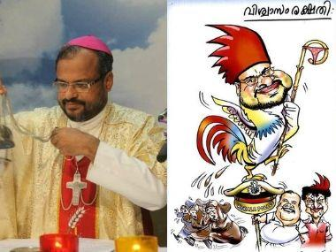 Kerala Lalitha Kala Akademi rejects government direction to review award for cartoon about bishop accused of rape